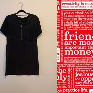 Lululemon lab dress sz 6 black
